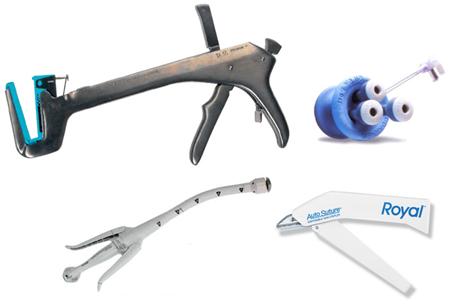 Picture for category Сшивающие аппараты и эндоскопические инструменты