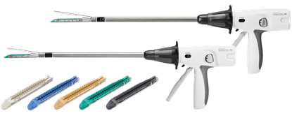 Picture of PCEE60A Аппарат эндоскопический электрический автономный сшивающий артикуляционный ECHELON линейный с ножом (60 мм, 280 мм)